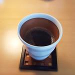 結構人 ミルクホール - ストレートコーヒー