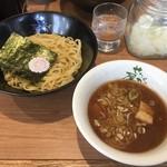 せたが屋 - つけ麺 / 780円