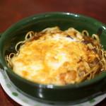 ストーン - 焼きカレースパゲッティ