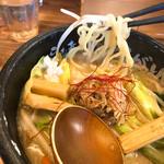 まがり - 三河屋製麺