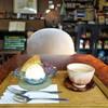 cafe マロニエ - 料理写真:ふく茶パフェ