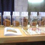 ネイチャー・キッサ - クッキーの種類もいっぱい。目移りしちゃう。。