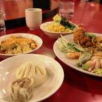 中国酒家 華苑 - ランチバイキング 990円