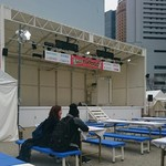 新旬屋 麺 - 会場内