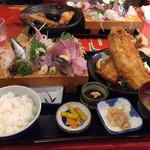 漁師家 大次郎丸 - 料理写真:多賀定食