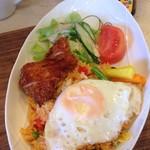 カフェテリア スパイス ジャヤ - 今月のスペシャルランチ jaya丼(880円)