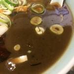 64335034 - スープ(ラーメンA.伝統の油こってり濃い口)