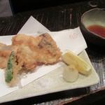 64335683 - 「カンパチの天ぷら」