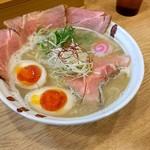 らーめん香澄 中崎町店 - 特製鶏塩