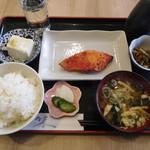 かあちゃん - マグロ味噌漬け焼¥730-