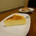三ツ星村 - サツマイモのチーズケーキ