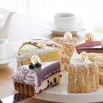 Sweets Smile - 函館の人気ペイストリー スナッフルスさんのケーキを取扱っています