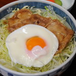 仲よし - スーパーポーク丼