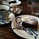 ミンガスコーヒー - ケーキ