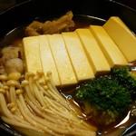 ほっと - 肉豆腐500円