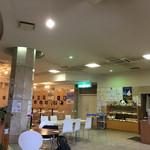 カフェ グレ猫 - 店内