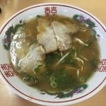 中華そば つばさ - 料理写真:中華そば