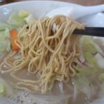 永楽 - 蒸し麺