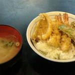 天せ - 天丼540円