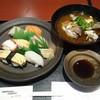 だいみょう かもん - 料理写真:日替わり寿司・あら汁付(980円)