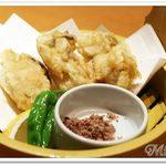 64350998 - 牡蠣の天ぷら