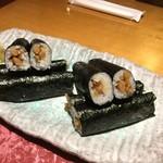 三寿司 - 名物納豆巻き