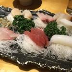 三寿司 - お造り
