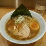 64351155 - Wスープ醤油ラーメン