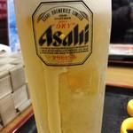 64352297 - まんでがんセット(ビール)