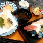 でかねた寿司 - 金沢ランチ(926円)