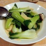 64361951 - 中国青菜の炒め
