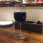 イタリアン酒場 THE MARCHE - グラスワイン(赤)