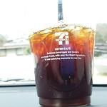 セブンイレブン - ドリンク写真:アイスコーヒーS 100円