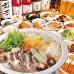 かっぽうぎ - 料理写真:鯛すき鍋