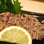 太郎寿司 - 鮪頬肉塩焼