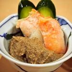 太郎寿司 - 蟹味噌