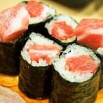 太郎寿司 - 大とろ鉄火