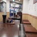 巣鴨ときわ食堂 - 店内テーブル席