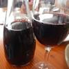 アルピナ - ドリンク写真:赤ワインデキャンタ