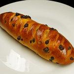 充麦 - チョコとヘーゼルナッツのパン