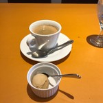 マッテオ - 食後のデザートとコーヒー