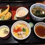 和食さと - 料理写真:なごみ弁当