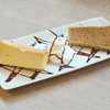 カフェ クロスポイント - 料理写真:シフォンケーキ(2P)