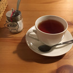 トントンカフェ - 紅茶