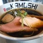 鶏 ソバ カモシ - 鶏SOBA 醤