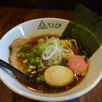 ミライゑ - TOKYO 玉子醤油ラーメン