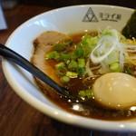 ミライゑ - 「TOKYO 玉子醤油ラーメン」アップ