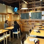 日菜魚 - 日菜魚 @茅場町 店内