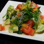 びふてき松江 - サラダ