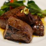 びふてき松江 - カットステーキ